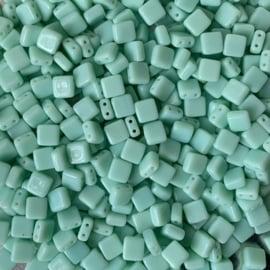 Opaque Pale Jade - 20 stuks