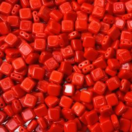 Opaque Red - 20 stuks