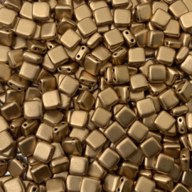Matte Metallic Flax - 20 stuks