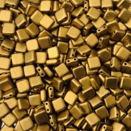 Matte Metallic Aztec gold - 20 stuks (K0172)