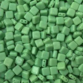 Opaque Olivine - 20 stuks