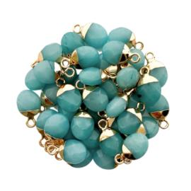 Jade Gemstone Charm
