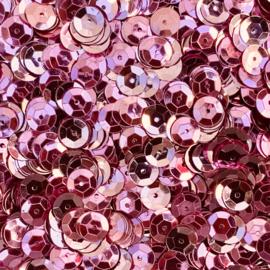 PAI 830 - Pink Metallic - facet 6 & 8 mm