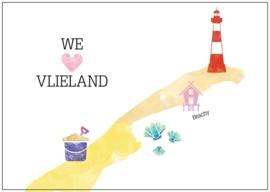 We love Vlieland