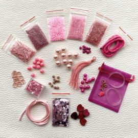 DIY set ~ Pretty in Pink