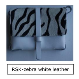 Rihanna Skin - zebra white