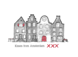 Kisses from Amsterdam