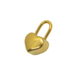 Gold Heartlock