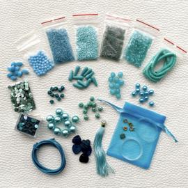 DIY set ~ Turquoise Love