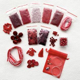DIY set ~ Red Red Wine