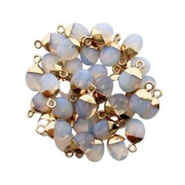 Opalite Gemstone Charm