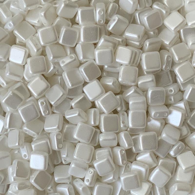 Pearl Coat Silver - 20 stuks (25001AL)