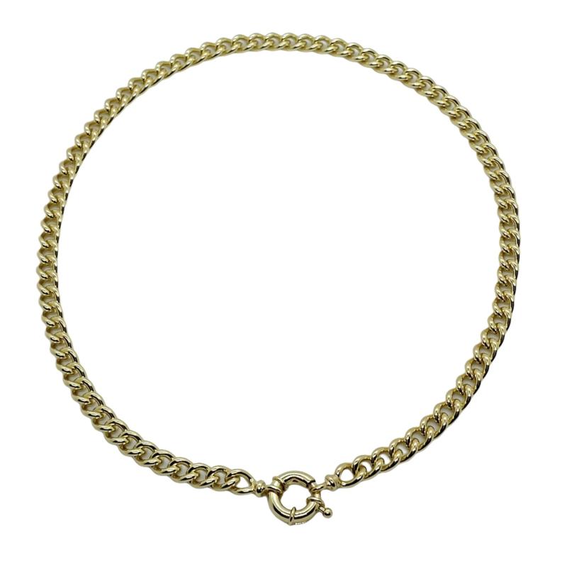 Necklace Chain bolt 48