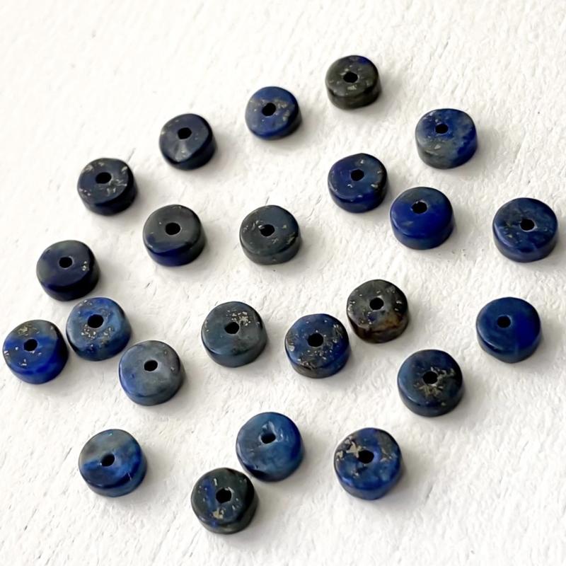 Heishi - Lapis Lazuli