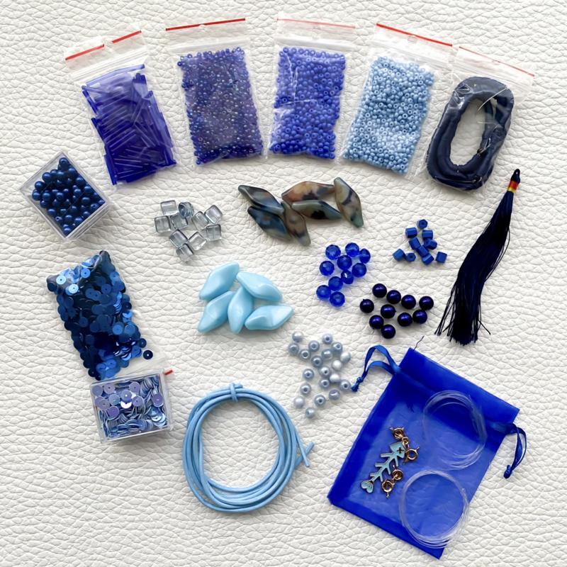 DIY set ~ Blue Monday