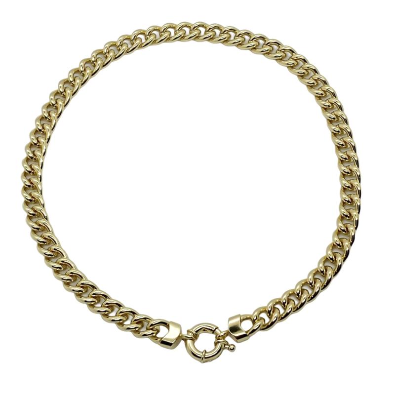 Necklace Chain bolt 42