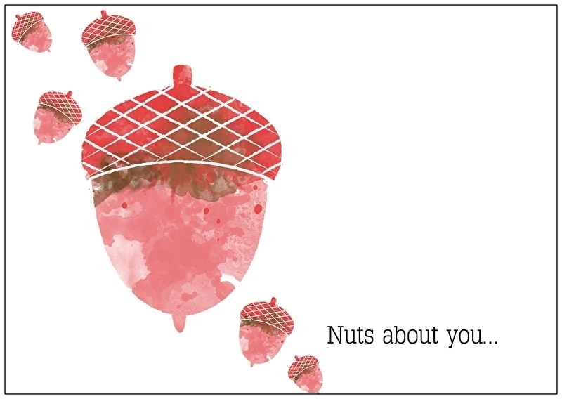 Nuts about you...