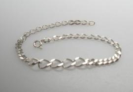 zilver-armband-20 cm lang