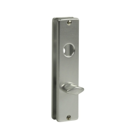 LANGSCHILD ALUMINIUM   WC 63/8MM