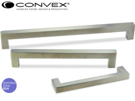 Convex 577-128M01M01 RVS 304 massief