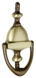 Deurklopper brons