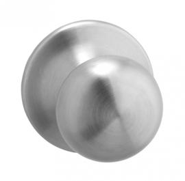 Voordeurknop RVS 70 mm