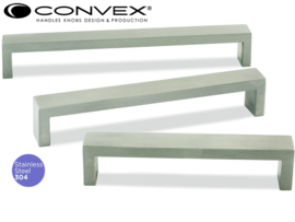 Convex 791-128M01M01 RVS 304  massief
