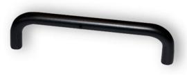 Greep Frank: 64, 96 of 128 mm mat zwart