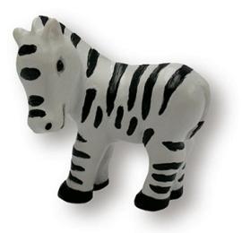 Knop Zebra 45 mm (vanaf 5 stuks)
