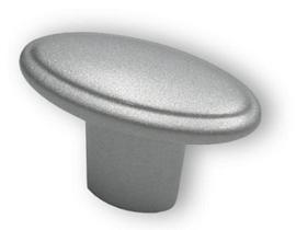 Knop Xenon 35 mm aluminium