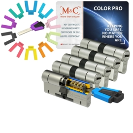 Color cilinder  PRO set 5 stuks