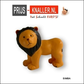 Knop 48mm  Simba soft touch