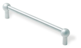 Greep Scilla 143mm(128) RVS bol