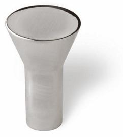 Knop Fadia: 16 mm aluminium