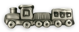 Greep Tsjoeke: 76 mm oud tin treinvorm