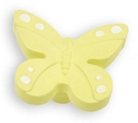 Knop Sweet: vlinderknop geel