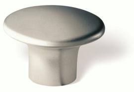 Knop Marlon: 37 mm mat nikkel (per 5 stuks)