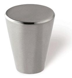 Knop Fiene: 24 mm/29 mm rvs
