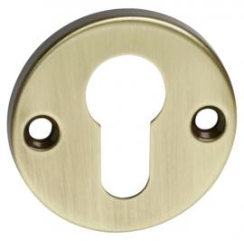 Cilinderplaatje brons