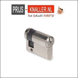 Halve Cilinder 30/10 anti-boor  1 stuk