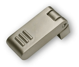 Meubeltrekker Maurice: 36 mm mat nikkel