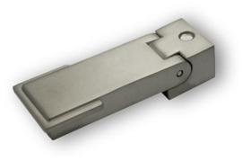 Meubeltrekker Rifka: 53 mm mat nikkel