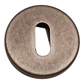 Sleutelplaatje convex Natural steel