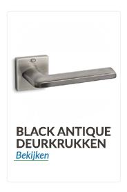 Convex® Deurkrukken en Deurklinken  black antique