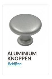 aluminium knoppen
