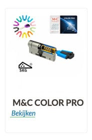 m&c color cilinders skg***