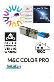 skg veilighedisbeslag color pro cilinders