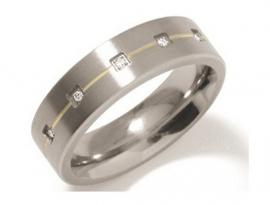 Boccia ring dames / 0101-19