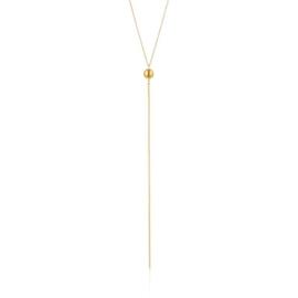 Orbit - Y Necklace