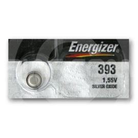 Energizer 393 309 Silver Oxide Watch Battery 1.55V SR754SW SR48